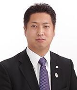第9代宍粟市商工会青年部部長 段克史