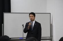 平成27年度 第二回セミナー委員会「三木英一先生講演」