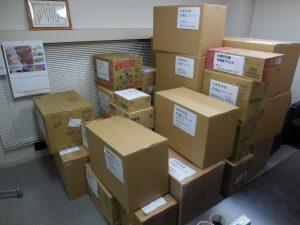全国商工会青年部 熊本地震救援物資搬送