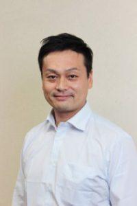 宍粟市商工会青年部員、油田信昭さんの会社「(有)あぶらだ保険」の紹介です