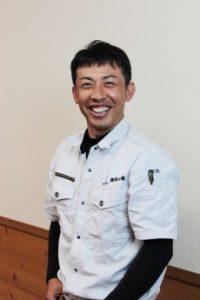 宍粟市商工会青年部員、藤原周作さんの会社「藤原設備」の紹介です