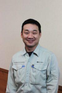 宍粟市商工会青年部員 村下聡さんの会社「(有)ケンコー」の紹介です
