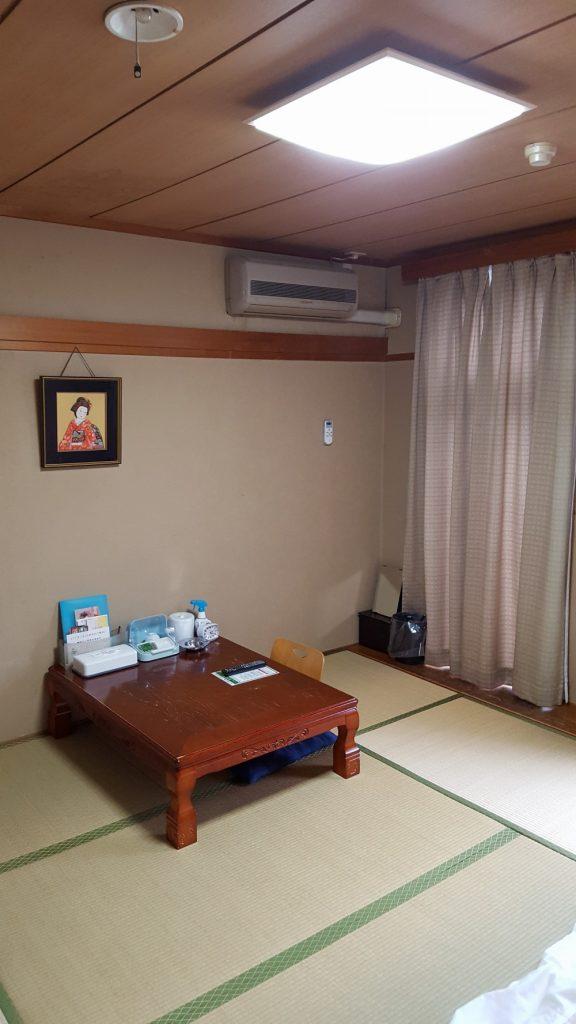 株式会社日新 日新会館 小寺泰永 宍粟市 ビジネスホテル いろり夢茶屋