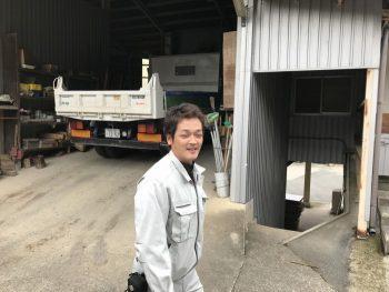 宍粟市商工会青年部員事業所紹介 (有)廣居工務店