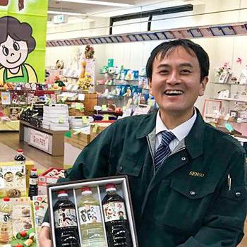 部員事業所紹介 セノヲ株式会社 妹尾浩志