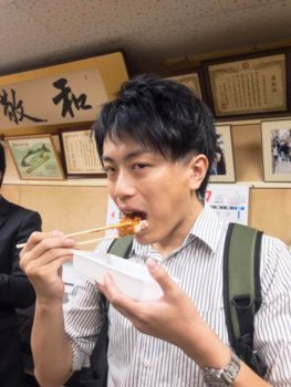 平成29年度西播磨地区商工会青年部連絡協議会主張発表大会