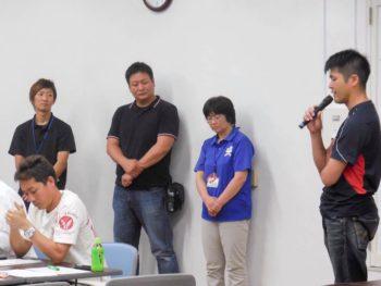 宍粟市商工会青年部 認知症サポーター養成講座