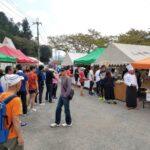 第14回宍粟市さつきマラソン大会宍粟市商工会青年部は今年も接待部門を担当しました