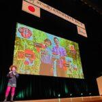 2019年12月に開催された商人ネットワーク全国大会に、宍粟市商工会青年部の田中一成君が出場しました