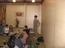 宍粟市商工会青年部のブログ-宴会1