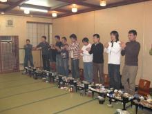 宍粟市商工会青年部のブログ-宴会3