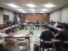 宍粟市商工会青年部のブログ-準備常任2