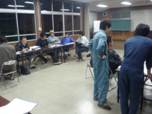 宍粟市商工会青年部のブログ-人づくり3