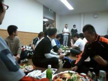 宍粟市商工会青年部のブログ-親睦ソフト1