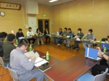 宍粟市商工会青年部のブログ-25年第3回準備常任②