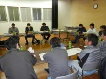 宍粟市商工会青年部のブログ-25年第3回準備常任①